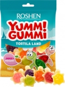 Жевательный мармелад Рошен 100 г Yummi Gummi Tortila land – ИМ «Обжора»