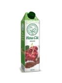 Нектар Наш сок вишня 0.95 л – ИМ «Обжора»