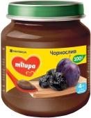 Пюре Milupa 125 г чернослив – ИМ «Обжора»