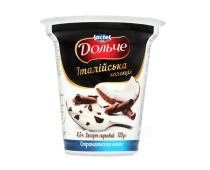 Десерт Дольче `Итальянская коллекция` 4,5% 120 г страчателла-кокос – ИМ «Обжора»