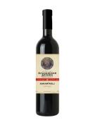 Вино Sakartveli Алазанская Долина 0,75 л красное полусладкое Грузия – ИМ «Обжора»
