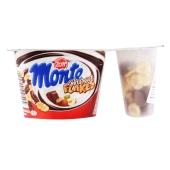Десерт Цотт Монте молочный с шоколадом и лесными орехами 100 г – ИМ «Обжора»