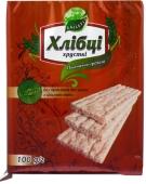Хлібці Хлібці Луганці 100г Пшенично-гречані – ІМ «Обжора»