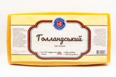 Сир Голландський, Одесская сыроварня №1, 50%, вес. – ИМ «Обжора»