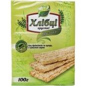 Хлібці Хлібці Луганці 100г Три злака – ІМ «Обжора»