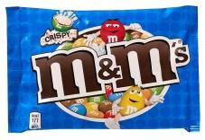 Драже M&Ms 77г рисові кульки – ІМ «Обжора»