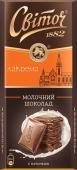 Шоколад Світоч 85г Ла крема молочний – ІМ «Обжора»