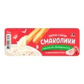 """Закуска Тульчинка """"Ветчина по-домашнему"""" и хлебные палочки гриссини 35 г – ИМ «Обжора»"""