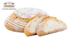 Хлеб луковый серый, 400 г – ИМ «Обжора»