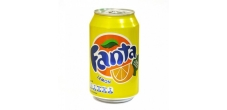 Вода Fanta лимон 0,33 л – ИМ «Обжора»