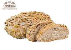 Хлеб с тыквенными семечками 230 г – ИМ «Обжора»