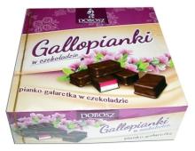 Конфеты DOBOSZ Gallopianki 400 г – ИМ «Обжора»