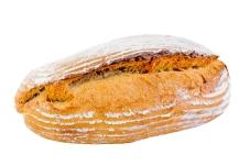 Хлеб ржаной на закваске 600 г – ИМ «Обжора»
