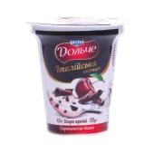 Десерт Дольче `Итальянская Коллекция` 4,5% страчателла-вишня 120 г – ИМ «Обжора»