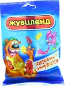 Жевательный мармелад АВК Жувиленд BEARS Band 85 г – ИМ «Обжора»