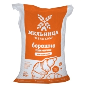 Мука пшеничная для круассанов Мельница 1 кг – ИМ «Обжора»