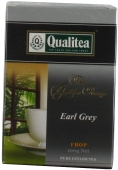 Чай Earl Grey Qualitea 100 г – ИМ «Обжора»
