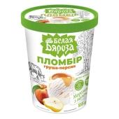 Пломбир груша-персик Белая Бяроза 555 г – ИМ «Обжора»