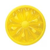 Надувний матрац Лимон, діаметр 143 см – ІМ «Обжора»