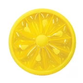 Надувной матрац Лимон, диаметр 143 см – ИМ «Обжора»