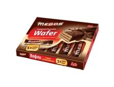 Вафли с какао Nefis  30 г*5  `MEGOS ` – ИМ «Обжора»