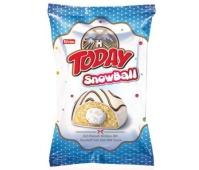 Бисквит ELVAN TODAY SNOWBALL с молочной начинкой, 50 г – ИМ «Обжора»