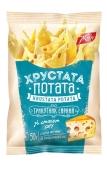 Снэк Жайвір треугольник сырный 50 г – ИМ «Обжора»