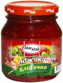 Аджика Мак Май класична 300г ск/б – ІМ «Обжора»