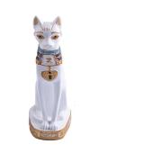 Сувенир Кошка египетская (14 см, фарфор) 502 – ІМ «Обжора»