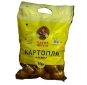 Картошка Матуся Патуся `Масляная, 4 кг – ИМ «Обжора»