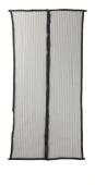 Антимоскитная сетка на магнитах, 100*210 см – ІМ «Обжора»