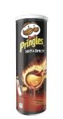 Чипсы Pringles HOT&SPICY острые 165 г – ІМ «Обжора»