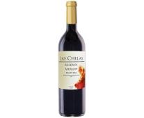 Вино красное сухое Лас Чилас Резерва Мерло 0,75 л – ИМ «Обжора»