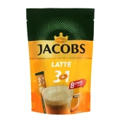 Кава Jacobs 3в1 Латте 8*13г – ІМ «Обжора»