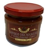 Бычки, обжаренные в томатном соусе Экватор 280 г – ИМ «Обжора»