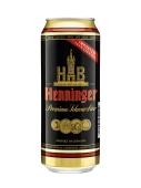 Пиво Henninger 0.5 л Premium Dark – ИМ «Обжора»
