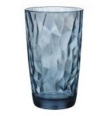 Стакан 470 мл Diamond Ocean Blue – ИМ «Обжора»