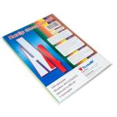 Бумага А4 Mini ассорти, насыщенная, 100 листов – ИМ «Обжора»
