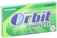 Orbit Tabs spearmint – ИМ «Обжора»