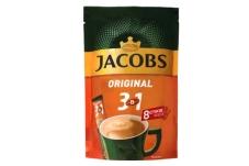 Кава Jacobs 3в1 Оріджинал 8*12г – ІМ «Обжора»
