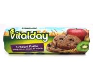 Печиво Гулон 265г Vitalday з крокантом та фрукт здорове харч – ІМ «Обжора»
