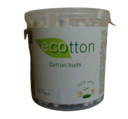 Ватные палочки Ecotton 200 шт – ИМ «Обжора»