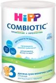 Молочная смесь с 10 месяцев Hipp Combiotic -3 750 г – ИМ «Обжора»