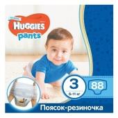 Підгузки HUGGIES PANT трусики-Підгузки jumbo 3 д/мал – ІМ «Обжора»