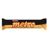 Батончик Ulker Metro с карамелью и нугой 30 г – ИМ «Обжора»