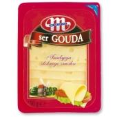 Сир Млековита 150г Гоуда слайс – ІМ «Обжора»