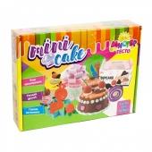 Набір для креативної творчості 71204 `Містер тісто - mini cake`, в кор-ці 24.5-18-5см – ІМ «Обжора»