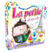 Набір для креативної творчості 71310 `La petite desserts`, в кор-ці 27*24*5см – ІМ «Обжора»