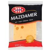 Сир Млековита 250г Маздамер брус – ІМ «Обжора»