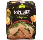Вареники Ласка с картошкой и укропом 900 г – ИМ «Обжора»